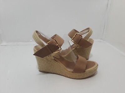 977e1729bf7 White Mountain Veronique Platform Wedge Sandals Size 9.  25.00 0 Bids 1d  16h. See Details. New York and Company Women s Light Brown Fabric Upper Wedge  Shoes ...