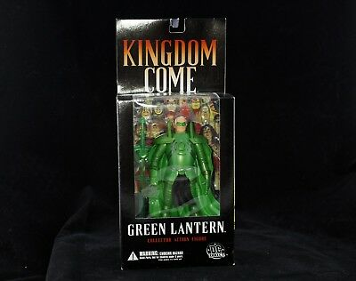 Kingdom Come Green Lantern Wave 1 Alex Ross 2003 Never Opened