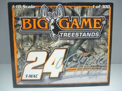 1:18 Scale R&R 2009 TERRY McCARL - BIG GAME TREE STANDS Sprint Car