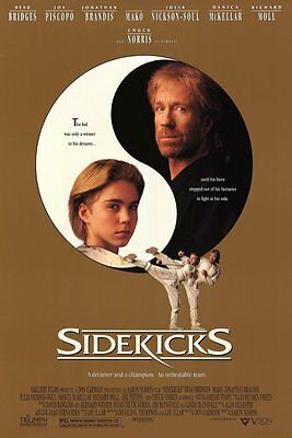 Sidekicks (DVD) Chuck Norris **** Ships from the United States ****