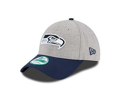 Nwt New Era Seattle Seahawks Nfl The League 2 9Forty Hat Cap Nfl Osfa f133935d7fc0