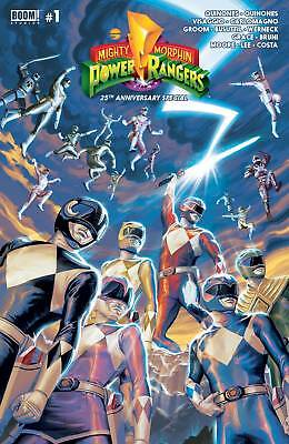 Mighty Morphin Power Rangers Anniversary Special #1 - Boom! - Us-Comic - F715