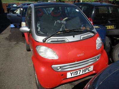 2001 Y Smart Car Smart 0.6 Passion 3 Door