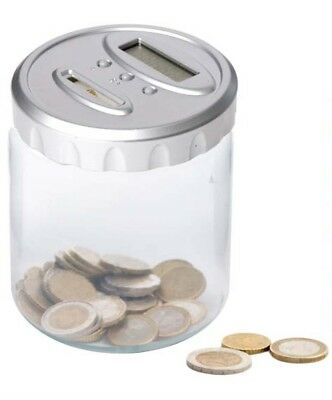 Balvi - Hucha Money Jar digital 2xAA incl.
