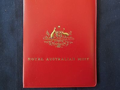 Royal Australian Set (6 Coins-Wildlife Depicted On Coins)- Year 1983