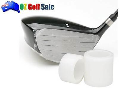 1 Roll (18yds) Golf Driver, Fairway, Hybrid, Irons Protection /Impact Label Tape