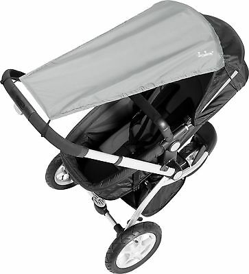 Baby Sun Shade Canopy For Pushchair Stroller Canopy Pram Car Seat Buggy Cover UK
