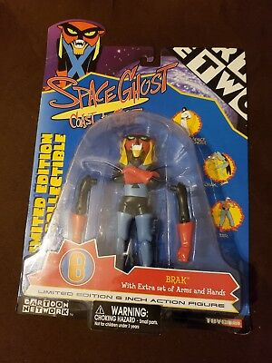 Space Ghost Coast to Coast Brak Figure NIB