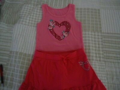 Girls size 10-12 summer outfit  by 1989 Place