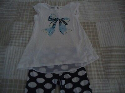Girls size 7-8 summer outfit by Kid Kind