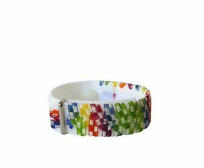 Anxiety and Stress Relief Bracelet, Acupressure (single) Checkered Past