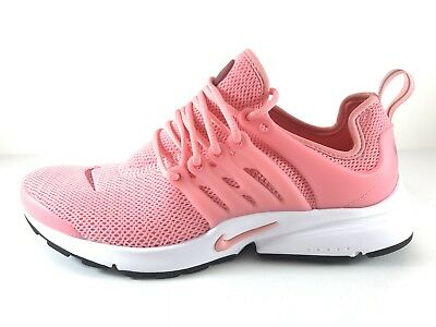 huge selection of ddf59 5b0d3 Nike Air Presto Shoes Bright Melon Pink White Women s Size 8 878068-802