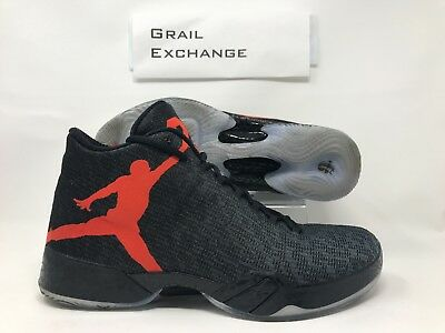 the best attitude 9037b 1038c VNDS Air Jordan XX9 29 Team Orange 695515-005 OKC Black B Grade RARE Sz