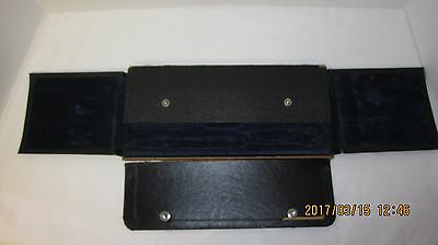 Old Vintage Engineering Tool Set French Case