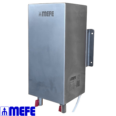 Knife Steriliser - Wall Mounted Stainless Steel (6-8 knives) (CAT 68 10N)