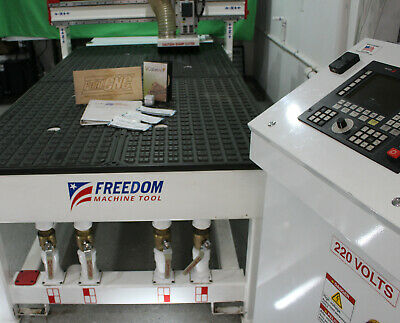 Freedom Patriot 4x8 CNC Router