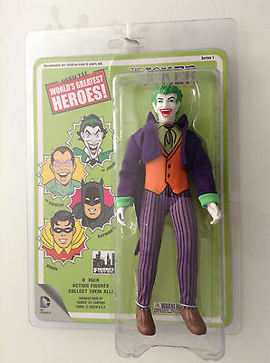 Worlds Greatest Heroes Series 2 The Joker Action Figure New /& Sealed