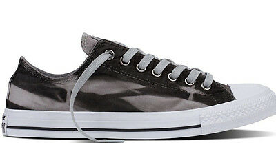 9bfee0df4ea0 Converse CT All Star Arashi Wash OX Ash Gray   Black   White Unisex Sneakers