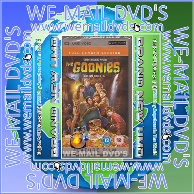 The Goonies (UMD) [UMD FOR THE PSP]
