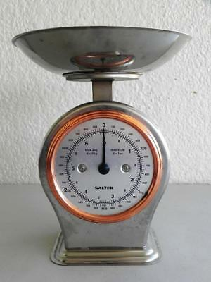 Great Collectable SALTER Home / Kitchen Weight SCALES