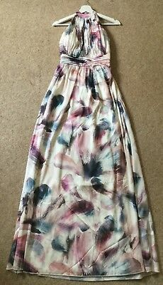 Simply Be Georgette maxi dress uk size 16 ref cn 136