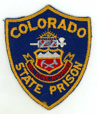 Colorado State Prison Vintage Cheesecloth