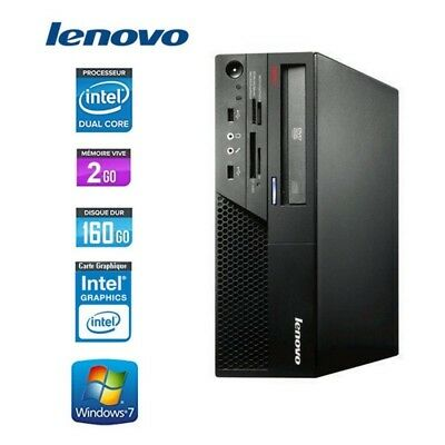 Lenovo Thinkcentre M58E Dual Core 2.5Ghz