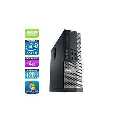 Dell Optiplex 790 Ssf Core  I7