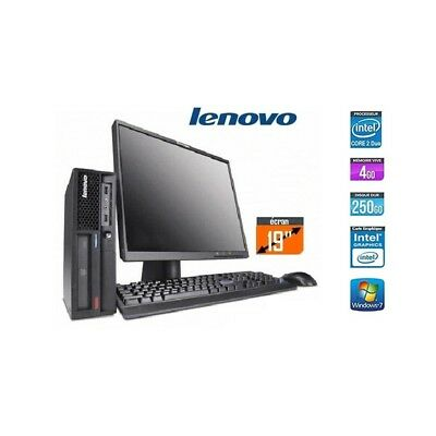 Lenovo Thinkcentre M58 C2D 2.93Ghz + Lcd 19""