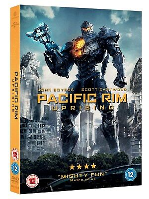 Pacific Rim - Uprising (with Digital Download) [DVD]