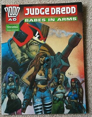 Judge Dredd: Babes In Arms - 2000AD (1995)