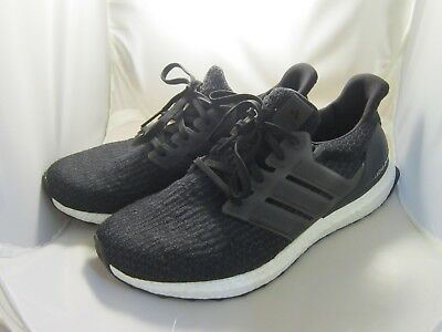 d259ed7392a Adidas Ultra Boost 3.0 - Men s Size 10.5 - Black - Worn Once