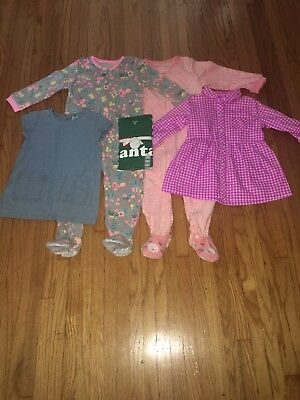 5b0e8cad535 CARTERS BABY GIRL clothes toddler 3T   Place 3T Bundle  BCT -  2.99 ...