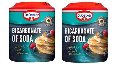 Dr.Oetker Bicarbonate of Soda 2x200G Perfect for cookies & soda bread