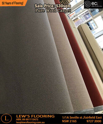 Pure Wool Carpet |Australian Made Carpet | Carpet For Room | Carpet Flooring NEW