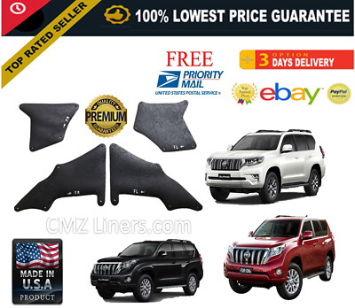 Apron for Toyota Land Cruiser Prado J120 J150 Fender Liner Skirt Splash Shield