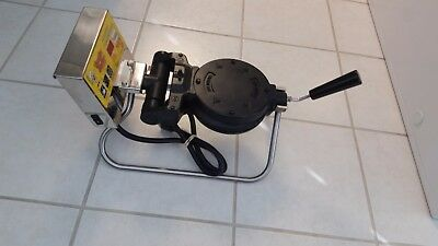 Carbon's RT-CS Commercial Waffle Cone Maker