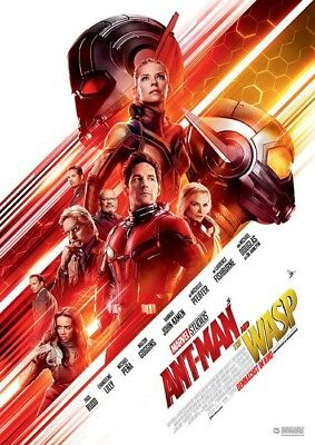 Antman and the Wasp ~ Filmposter A1 - Kino