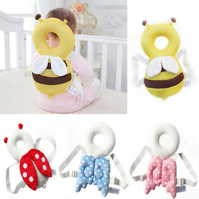 Drop Resistance Wing Baby Head Protection Pad Headrest Nursing Help Neck Pillow