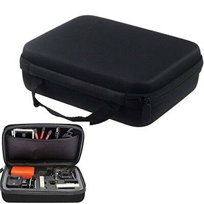 Large Carrying Case Travel Bag For GoPro Hero 1 2 3 3 4 5  Action Camera Case