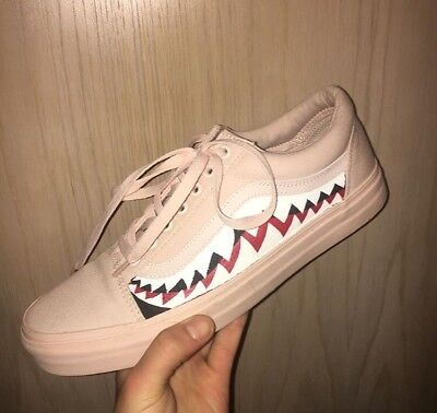 eea930908b0 CUSTOM OLD SKOOL Vans A Bathing Ape -  110.00