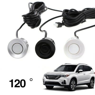 Parking Car Sensor Reverse Ultrasonic Radar Detection Standby Monitoring System