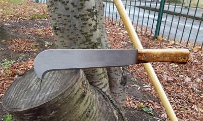 Billhook Gardening Axe Hatchet Hook Slasher Pruning Copicing Scythe Sickle
