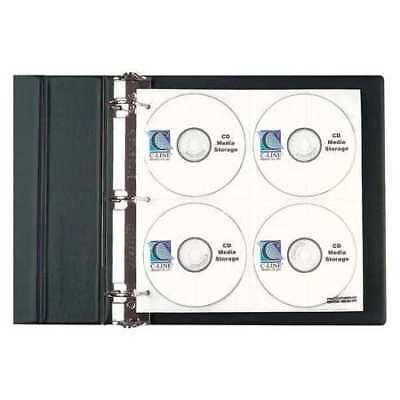 CD Ring Binder Kit C-LINE PRODUCTS 61938