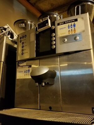 Franke Sinfonia Commercial Espresso and Coffee Machine