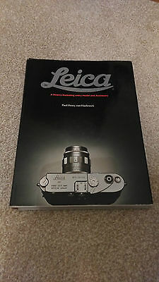 Leica  A History Illustrating Every Model & Accessory Paul-Henry Van Hasbroeck