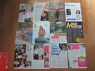 Madonna 133 Clippings