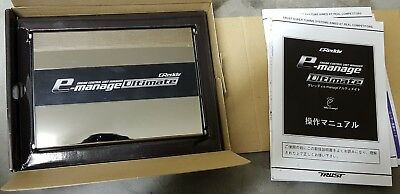 GReddy Emanage Ultimate ECU with Universal Harness