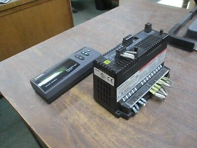 Square D PowerLogic Circuit Monitor Controller & Display CM3250/CMDLC 240V Used