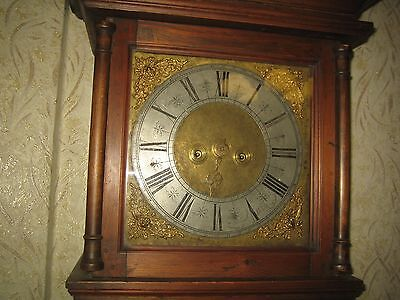 ZACHANAS BESCK  Longcase Grandfather Clock 1700